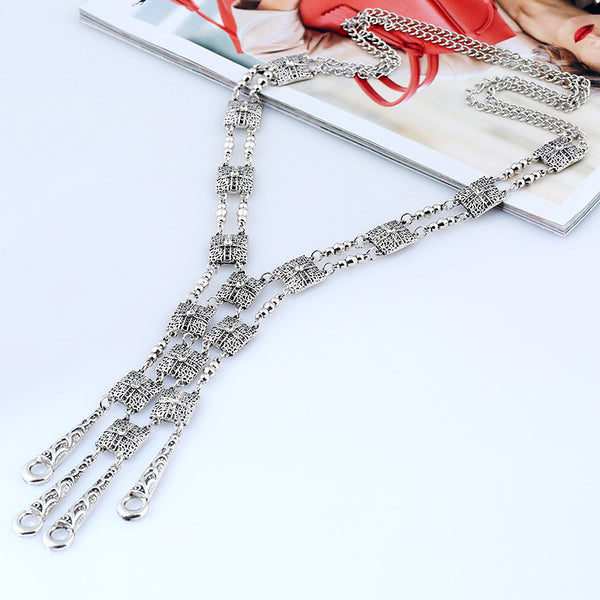 Vintage Long Necklace