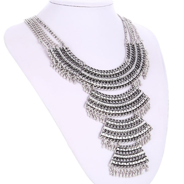 M Layer Necklace LB