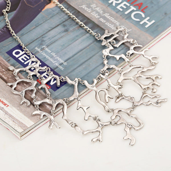Tree Branch Necklace - 786shop4you