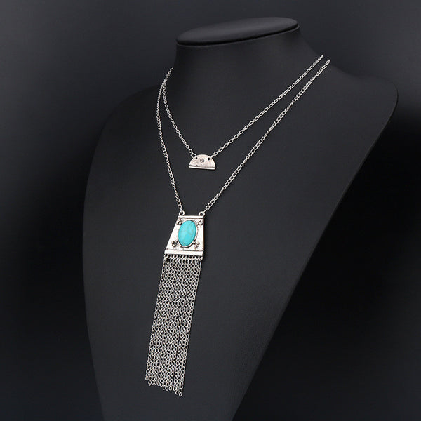 Naz Tassel Necklace DLT