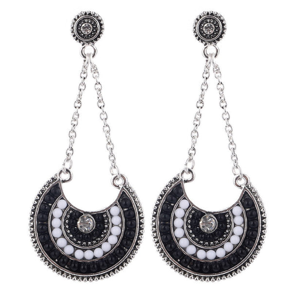 Retro Beads Earring - 786shop4you