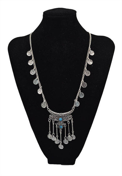 Vexell  Long Tassel Necklace LB