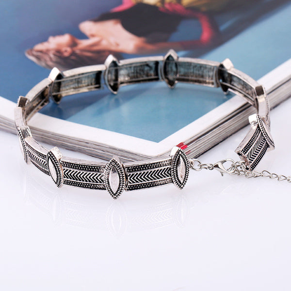 Ancient Choker Necklace LB - 786shop4you