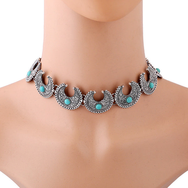 Moonz Choker Necklace LB