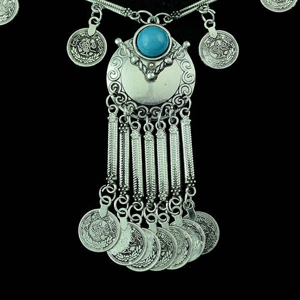 Ethnic Bohemian Long Necklace