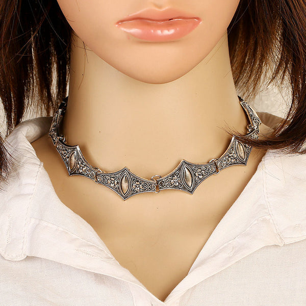 Dragon eYe Chocker Necklace DLT - 786shop4you