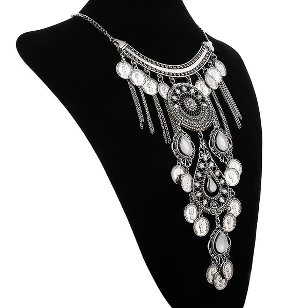 Elegant Choker Necklace DLT - 786shop4you