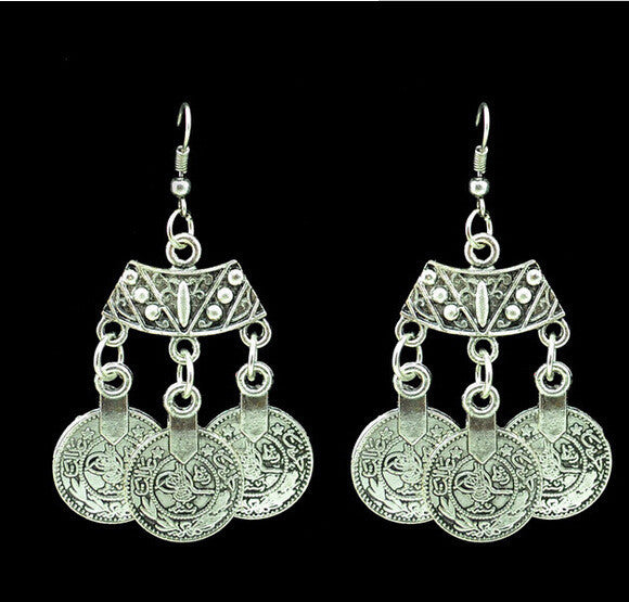 African Drop Earring - 786shop4you