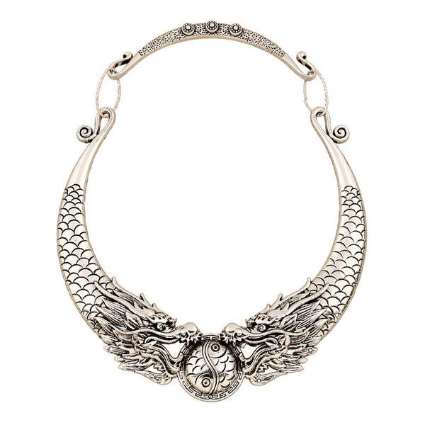 Dragon Flame Necklace LB - 786shop4you
