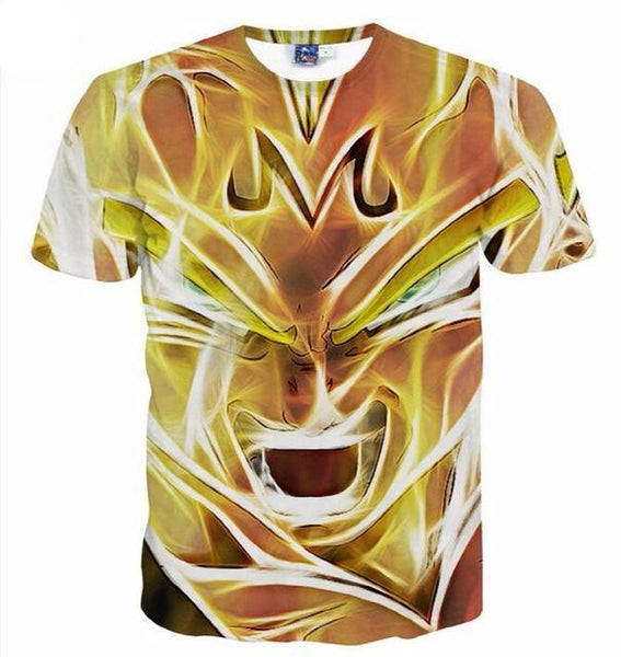 Comics Anime T-Shirt Dragon Ball Z CBDL - 786shop4you