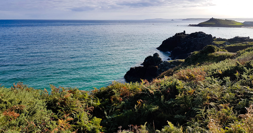 Glorious September In St Ives Cornwall
