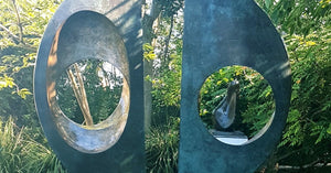 Barbara Hepworth Museum And Sculpture Garden St Ives Cornwall