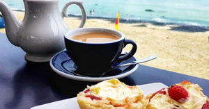Best Cream Tea St Ives Cornwall