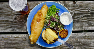 Best Fish And Chips St Ives Cornwall