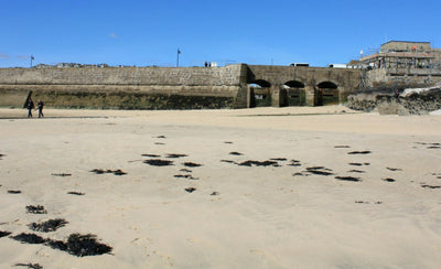 Breakwater Beach – A Hidden Corner Of St Ives