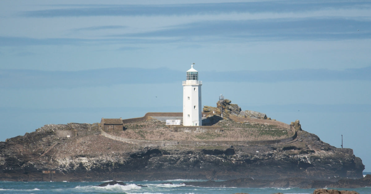 Godrevy Lighthouse - The Light Of St Ives Bay
