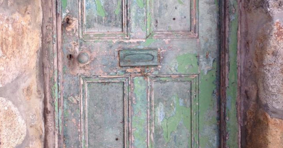 The Green Door Of St Ives - Have You Discovered It Yet?