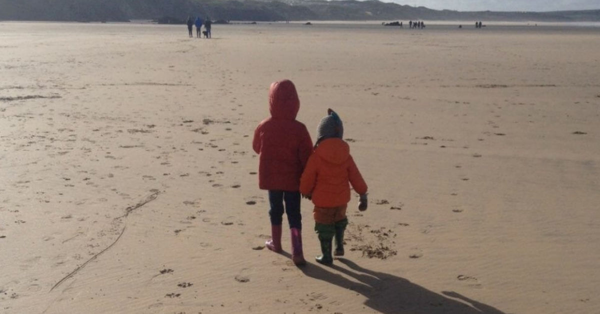 A Bright And Breezy Beach Walk – Gwithian Beach, Hayle