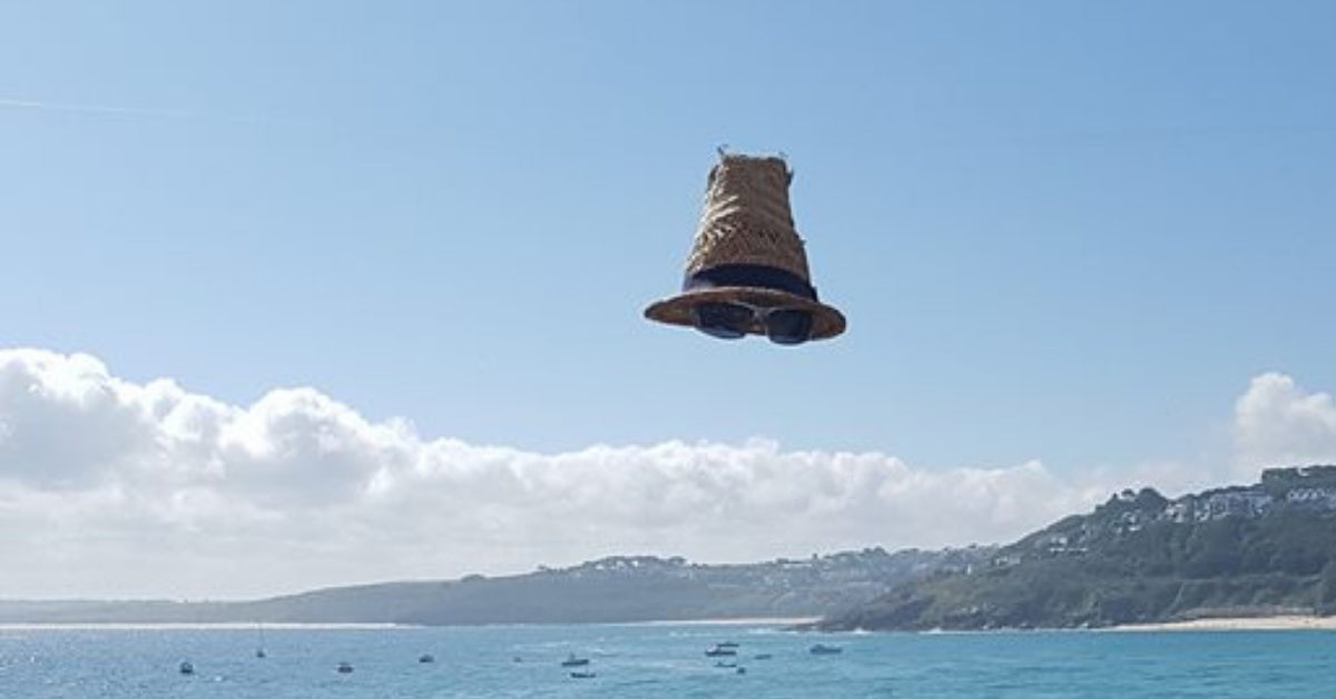 The Invisible Man Of St Ives - Have You Ever Seen Him?