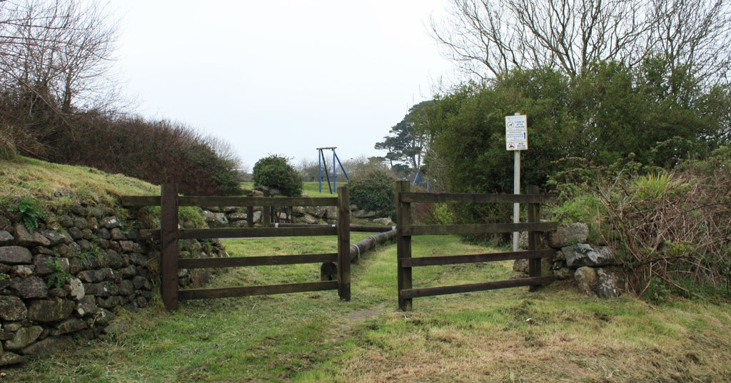 Penbeagle Park – A Super Play Park At The Top Of St Ives