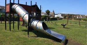 Richmond Gardens Play Park Carbis Bay Cornwall