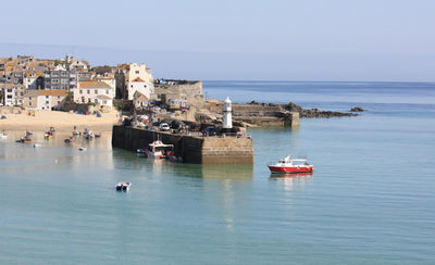 Smeaton's Pier In St Ives Cornwall – A Fascinating Place To Explore