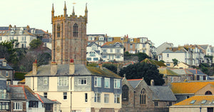 St Ives Churches Cornwall