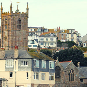 Churches In St Ives Cornwall - Sunday Services, Bell Ringing & Mermaids