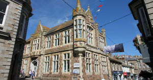 St Ives Library Cornwall