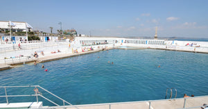 Swimming Pools Lidos St Ives Cornwall