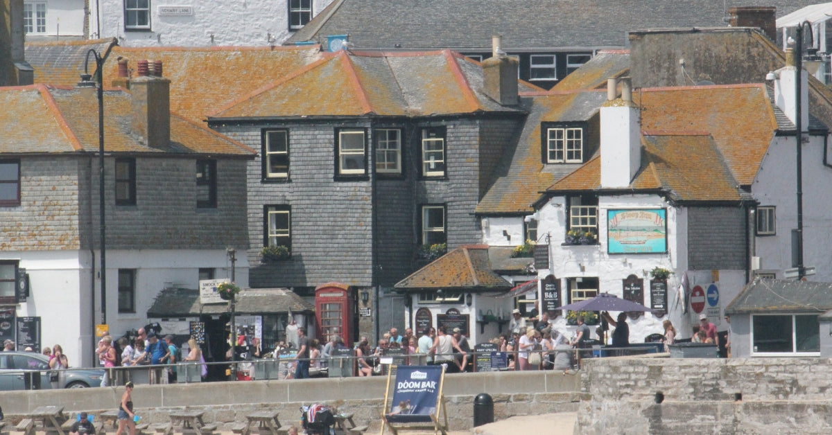 The Sloop Inn - The Oldest Pub In St Ives Cornwall