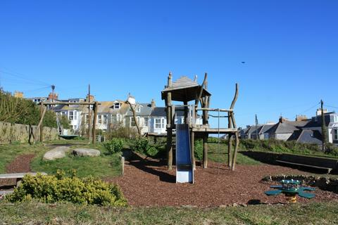 Ayr Field Play Park Playground St Ives Cornwall