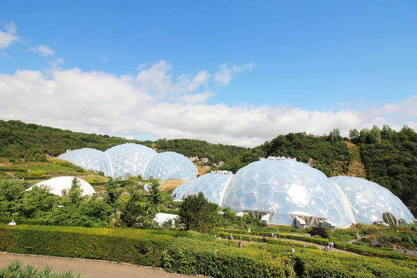 Things To Do In Winter In Cornwall - Eden Project