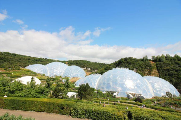 Glamping Trevella Park Cornwall - Eden Project