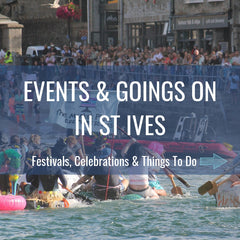 Events And Things To Do In St Ives Cornwall