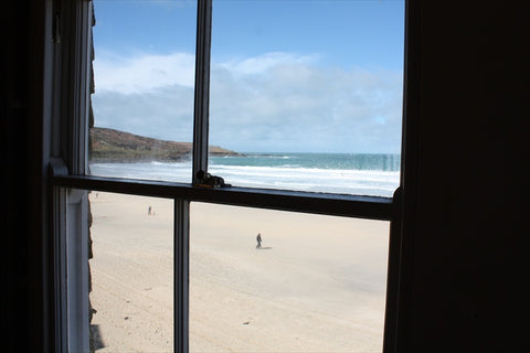 Porthmeor Studios St Ives Cornwall - The Best View In Town