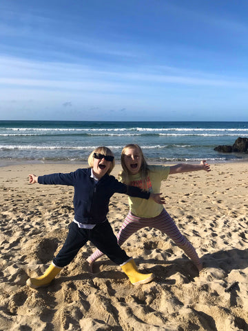 St Ives By The Sea Children