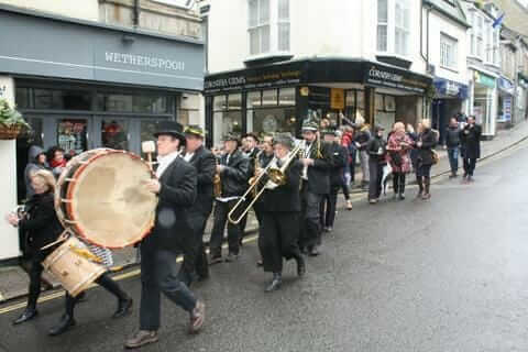 St Ives Feast Day Band