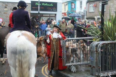 St Ives Feast Day Western Hunt