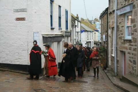 St Ives Feast Day The Digey