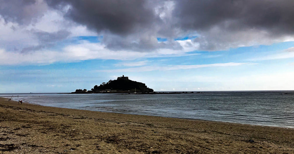 St Michael's Mount St Ives Cornwall