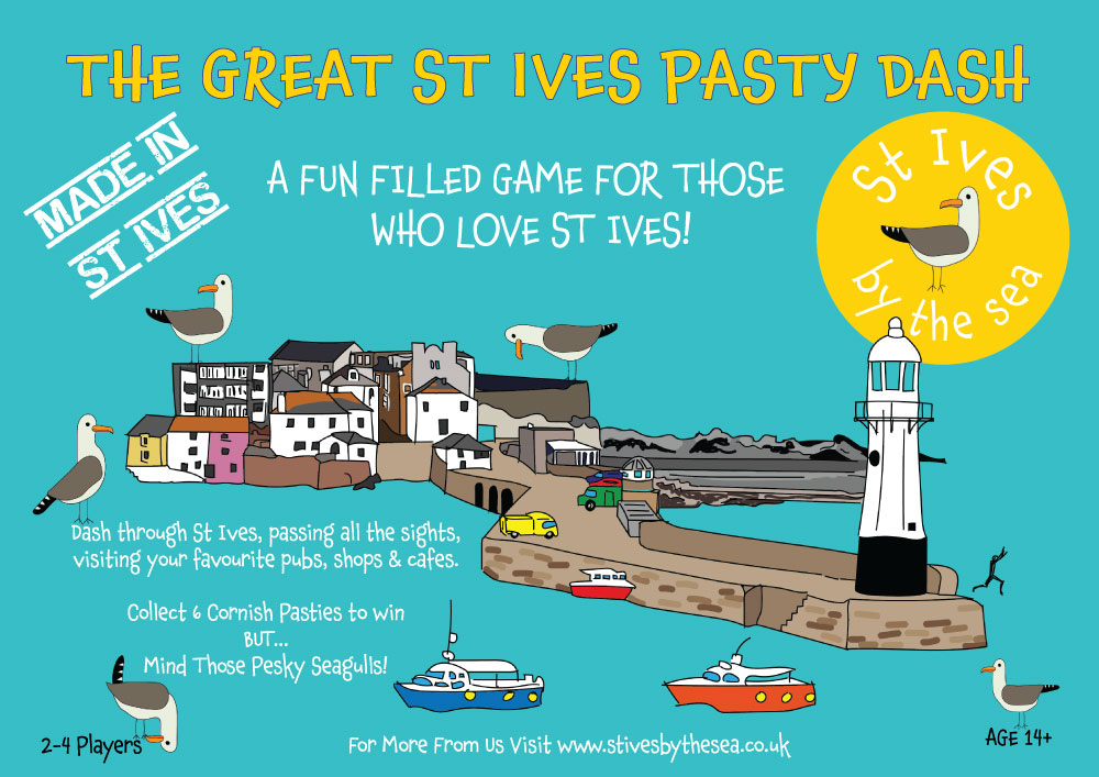 Buy The Great St Ives Pasty Dash Game