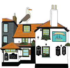 The Sloop Inn On The Great St Ives Pasty Dash Game