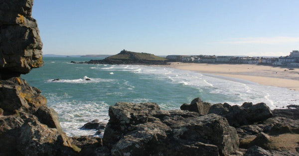 Things To Do In Winter In Cornwall - Go To The Beach