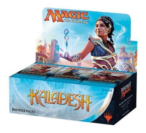 Magic the Gathering Kaladesh 36 Pack Booster Box