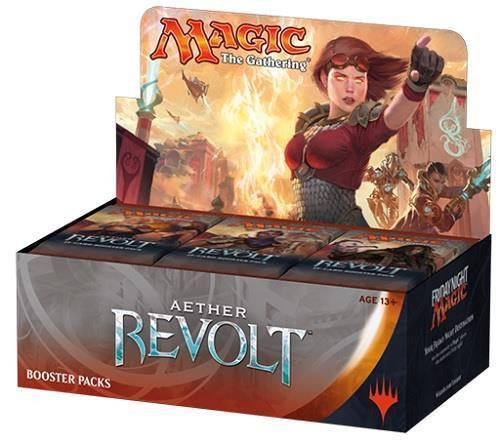Magic The Gathering Aether Revold 36 Pack Booster Box