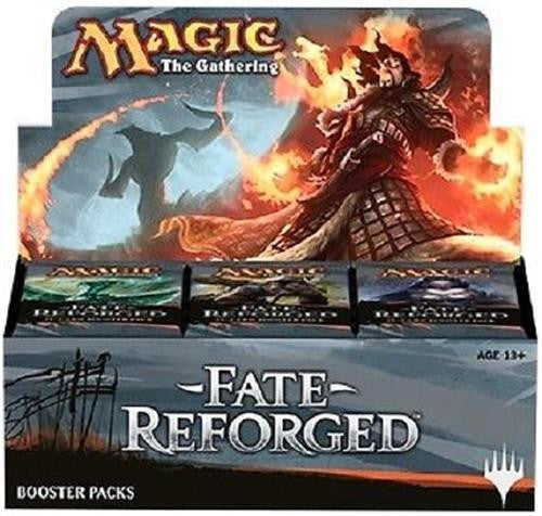 Magic The Gathering Fate Reforged 36 Pack Booster Box