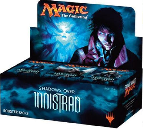 Magic The Gathering Shadows Over Innistrad 36 Pack Booster Box