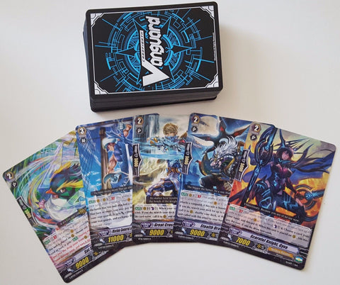 CARDFIGHT VANGUARD 100 Card Lot