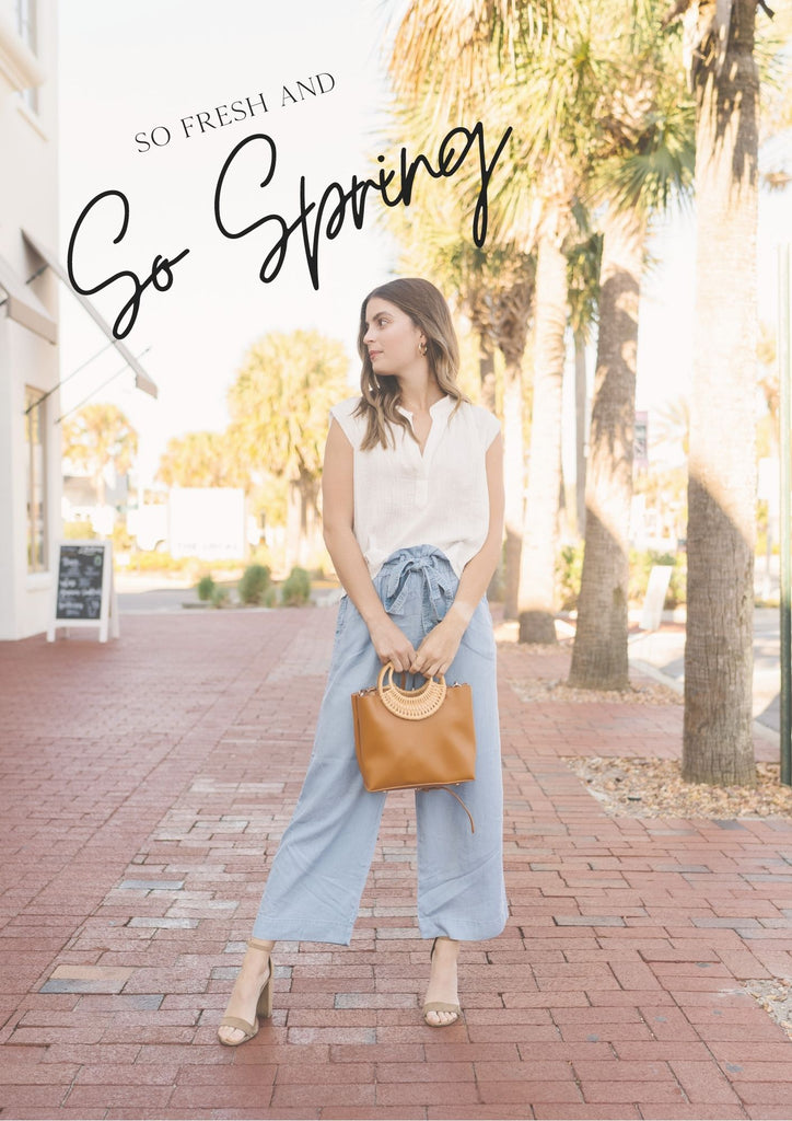 So Fresh and So Spring! Spring Event Outfit Ideas